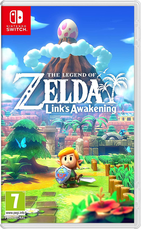 Zelda Link's Awakening Remake en Amazon