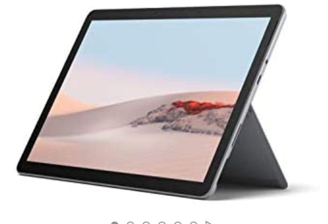 "Microsoft Surface Go 2 10.5"" Full HD (Wifi, Intel Pentium Gold 4425Y, 4 GB RAM, 64 GB) *Mínimo* -22€ adicional Prime student"
