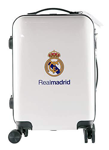 Maleta oficial Real Madrid tamaño cabina