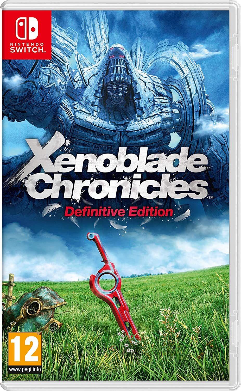 Xenoblade Chronicles: Definitive Edition para Nintendo Switch