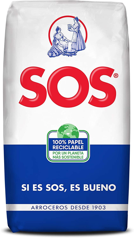 Arroz SOS 1kg a 0,99€