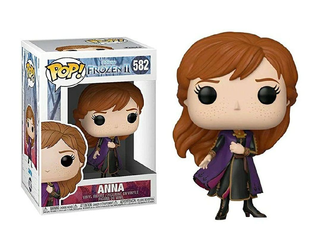 Funko- Pop Disney: Frozen 2-Anna