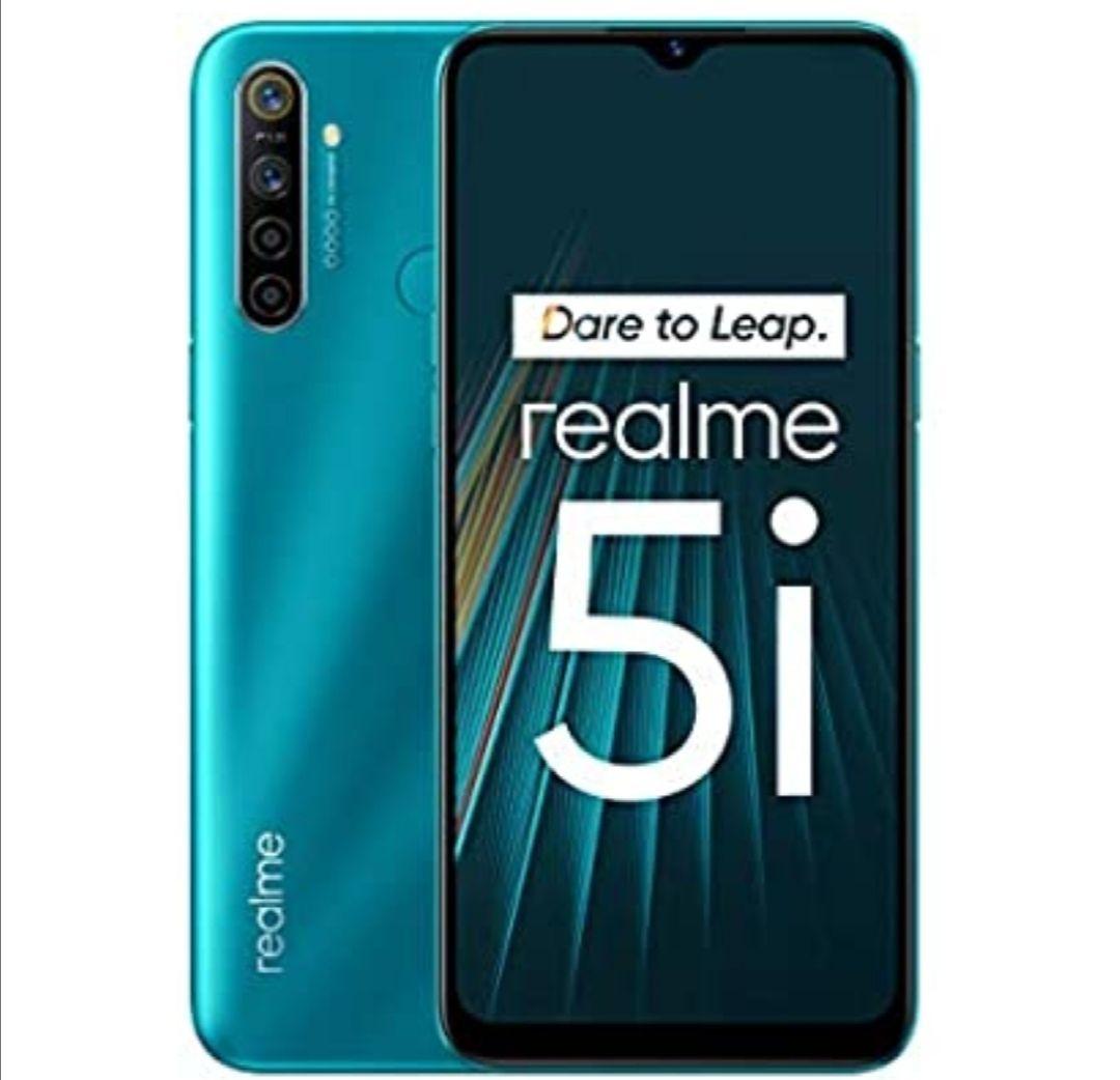 """realme 5I – Smartphone de 6.5"""" LCD multi-touch, 4 GB RAM + 64 GB ROM(tb realme 6 en descripción)"""