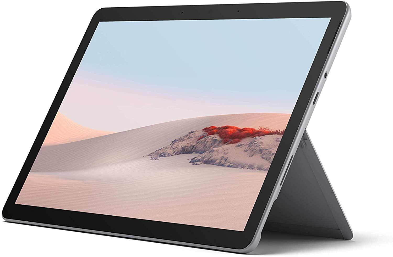 "Microsoft Surface Go 2 - Ordenador portátil 2 en 1 de 10.5"" Full HD (Wifi, Intel Pentium Gold 4425Y, 4 GB RAM, 64 GB eMMC, Windows 10 Home)"