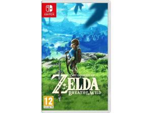 The Legend Of Zelda: Breath Of The Wild -Amazon