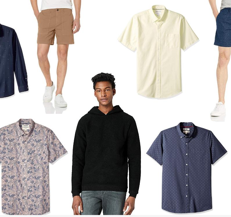 Outfit completo verano hombre por 12€ (Camisa+Pantalon+Sudadera - PRIME)