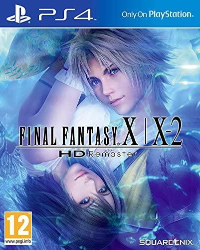 Final Fantasy X/X-2: HD Remaster (PS4)