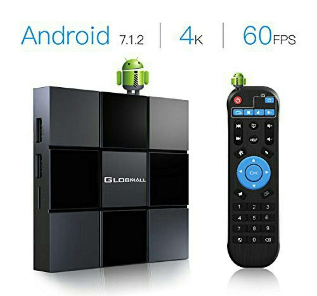 TV Box ABOX Smart TV Box X 3 2/8GB Android 7.1.2
