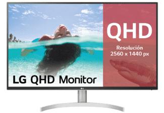"Monitor Gaming 31.5"" - LG 32QK500-C, QHD, 8 ms, 75 Hz, HDMI, FlickerSafe"