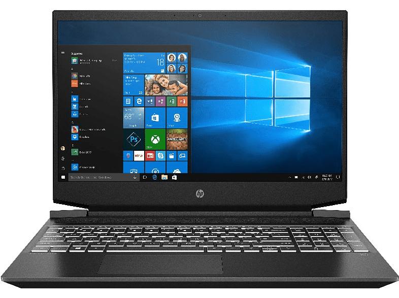 """Portátil gaming - HP Pavilion 15-ec0002ns, 15.6"""" FHD, AMD Ryzen™ 5 3550H, 8 GB RAM, 512 GB SSD, GTX 1050, W10"""