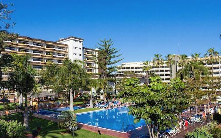 Sept Tenerife Todo Incluido 363€/p= 7 noches en hotel 4* + vuelos desde Barcelona