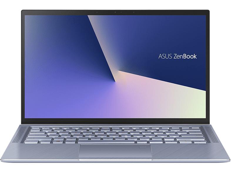 "Portátil - ASUS ZenBook™ 14 UX431FA-AM128, 14"", i7-10510U, 16 GB RAM, 512 GB SSD, UHD Graphics, FreeDOS"