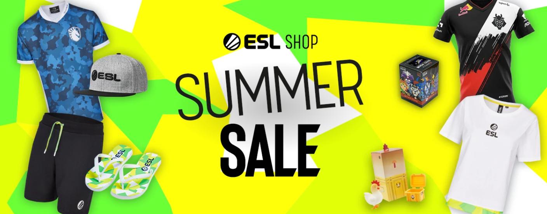 Rebajas de hasta el 90% en la ESL Store