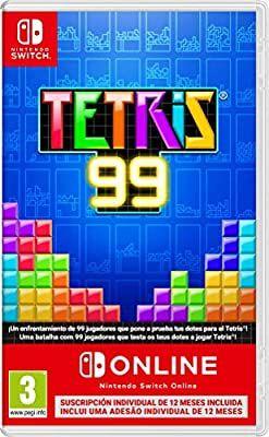 Tetris 99+1 año NSOnline