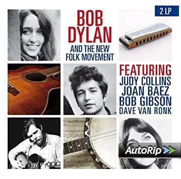 Bob Dylan - New Folk Movement (2 Lps) [Vinilo]