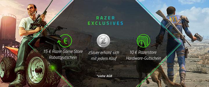 Compra un juego y llévate 15€ en Razer Game Store y más