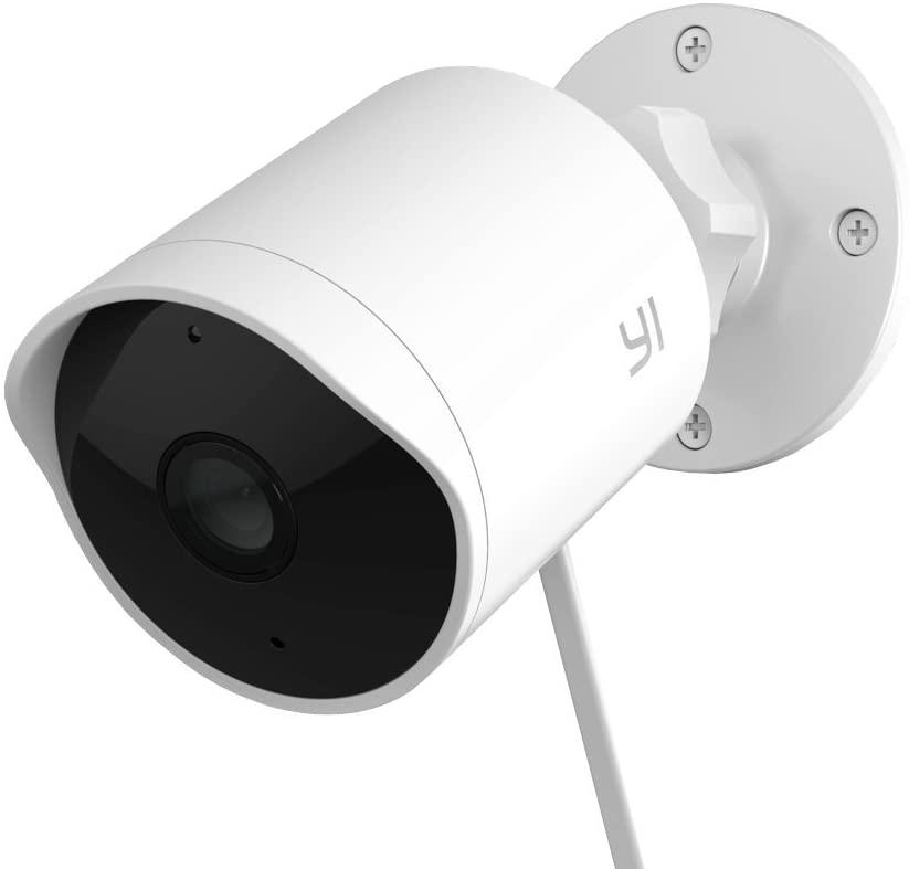 Cámara de vigilancia exterior YI 1080p