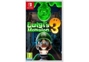 Luigis Mansions 3 Nintendo Switch