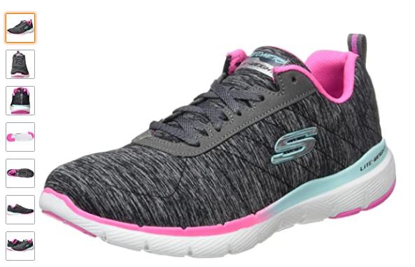 Skechers Flex Appeal 3.0, Zapatillas para Mujer talla 36 y otras 38 y 39.