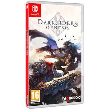 Darksiders Genesis en Carrefour (Switch y PS4)