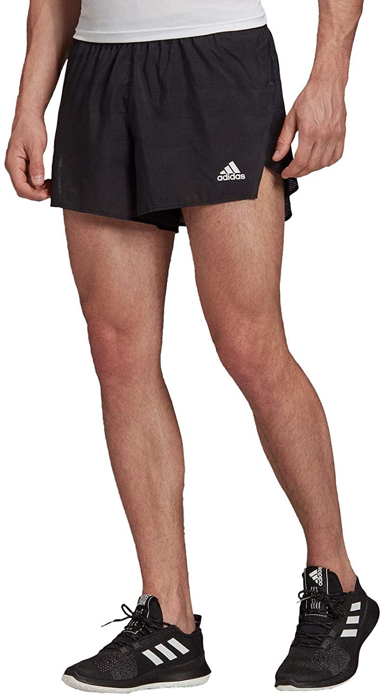adidas Speed Split M - Pantalones Cortos de Deporte Hombre talla L.