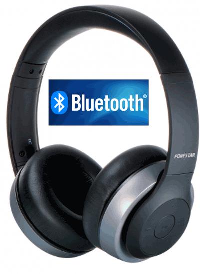 Auriculares Fonestar con Bluetooth por 10€