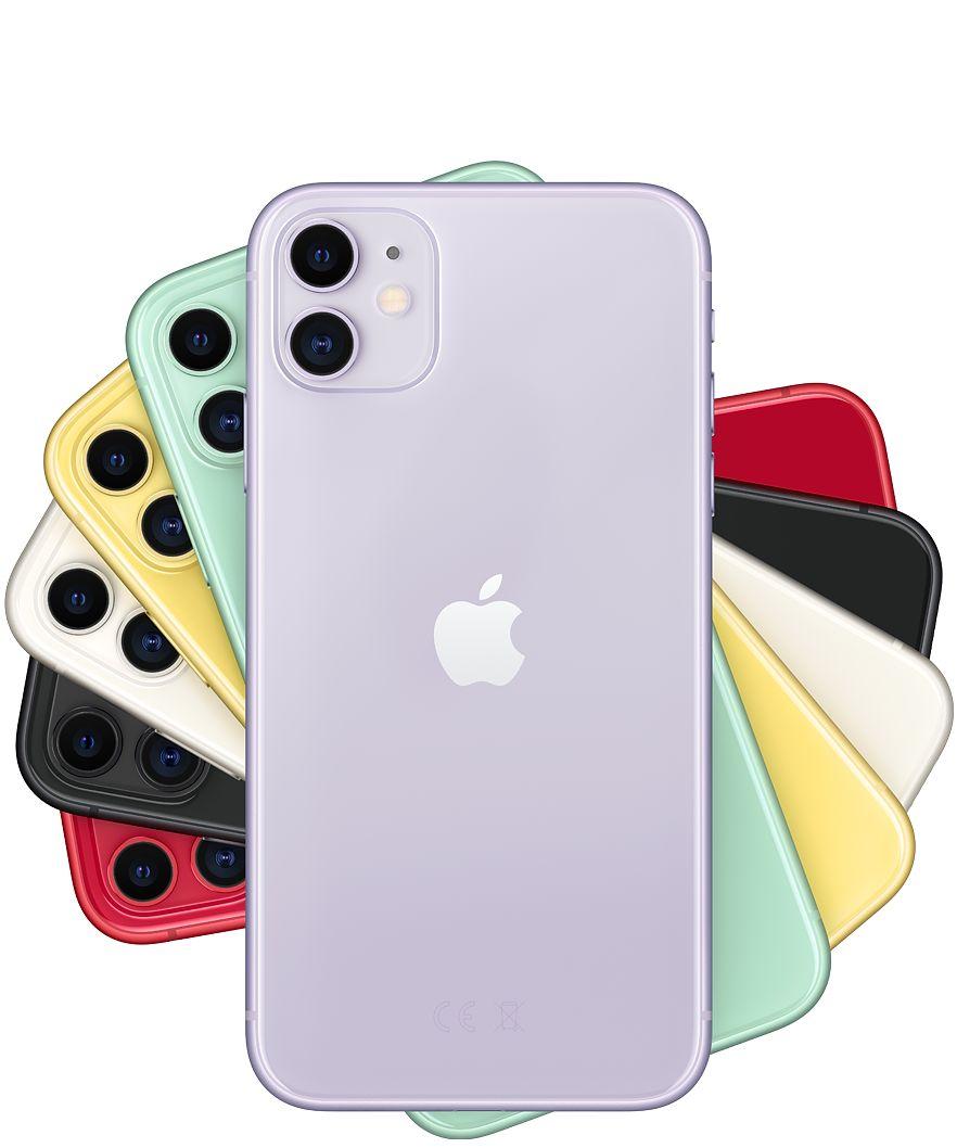 iPhone 11 (64 GB) - en Negro (Desde España)