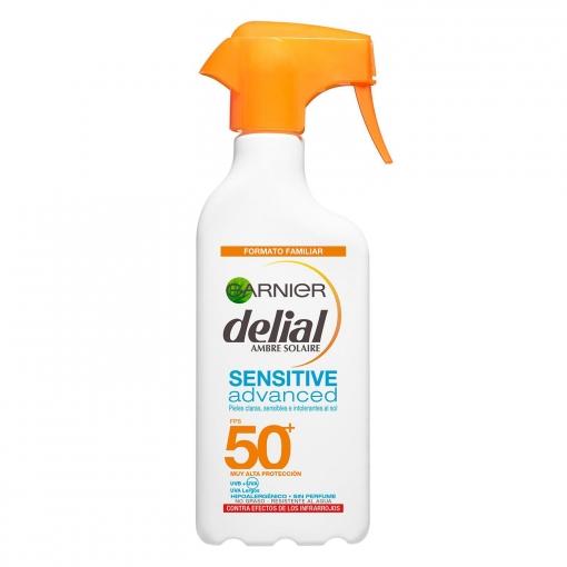 2 Spray solar FP 50+ Sensitive Advanced Delial 300 ml