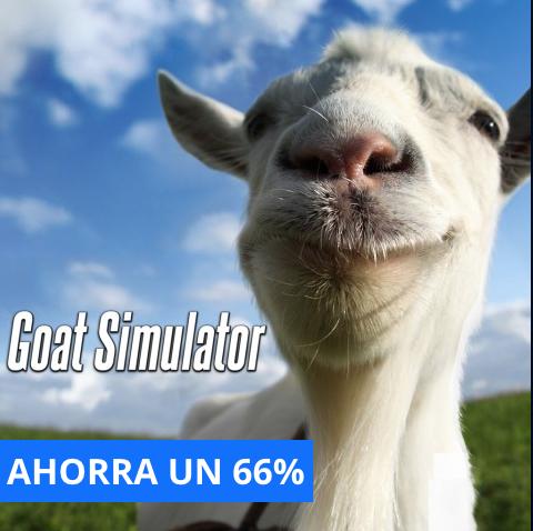 Goat Simulator PS4