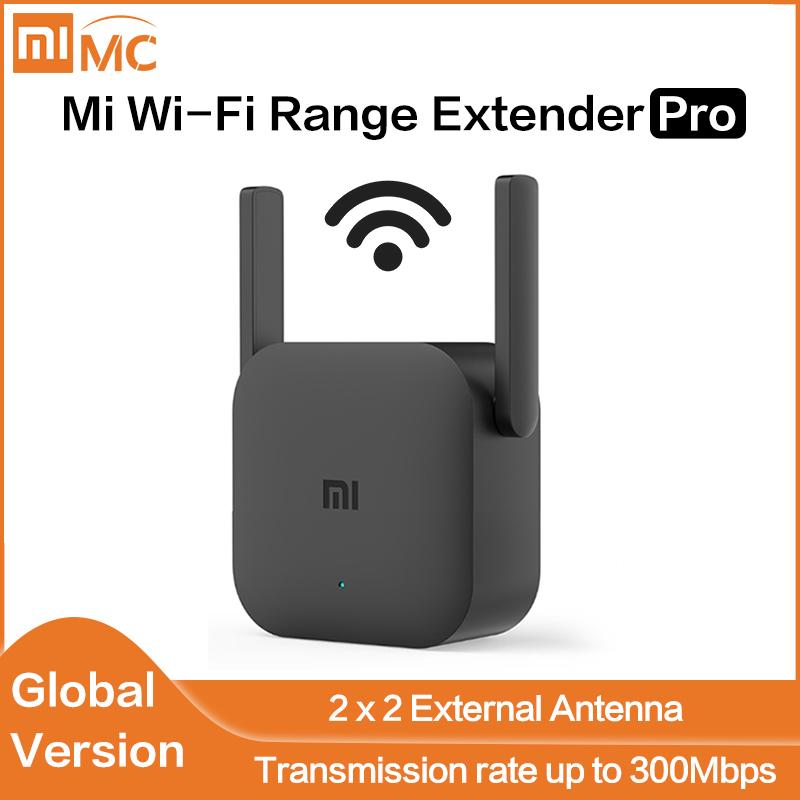 Mi Wi-Fi extensor de rango Pro Xiaomi Wifi Pro amplificador Router 300M 2,4G repetidor red Mi Router inalámbrico