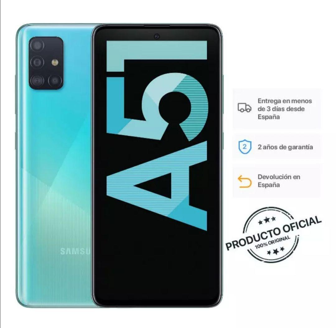 Samsung Galaxy A51 128+4Gb RAM
