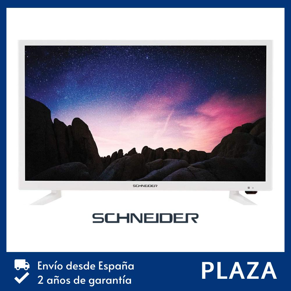 "Televisor LED 24"" SCHNEIDER RAINBOW HD desde Plaza - Envio desde España"