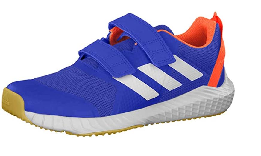 TALLAS 28 a 35 - Adidas Fortagym CF Jr, Zapatillas para Niños