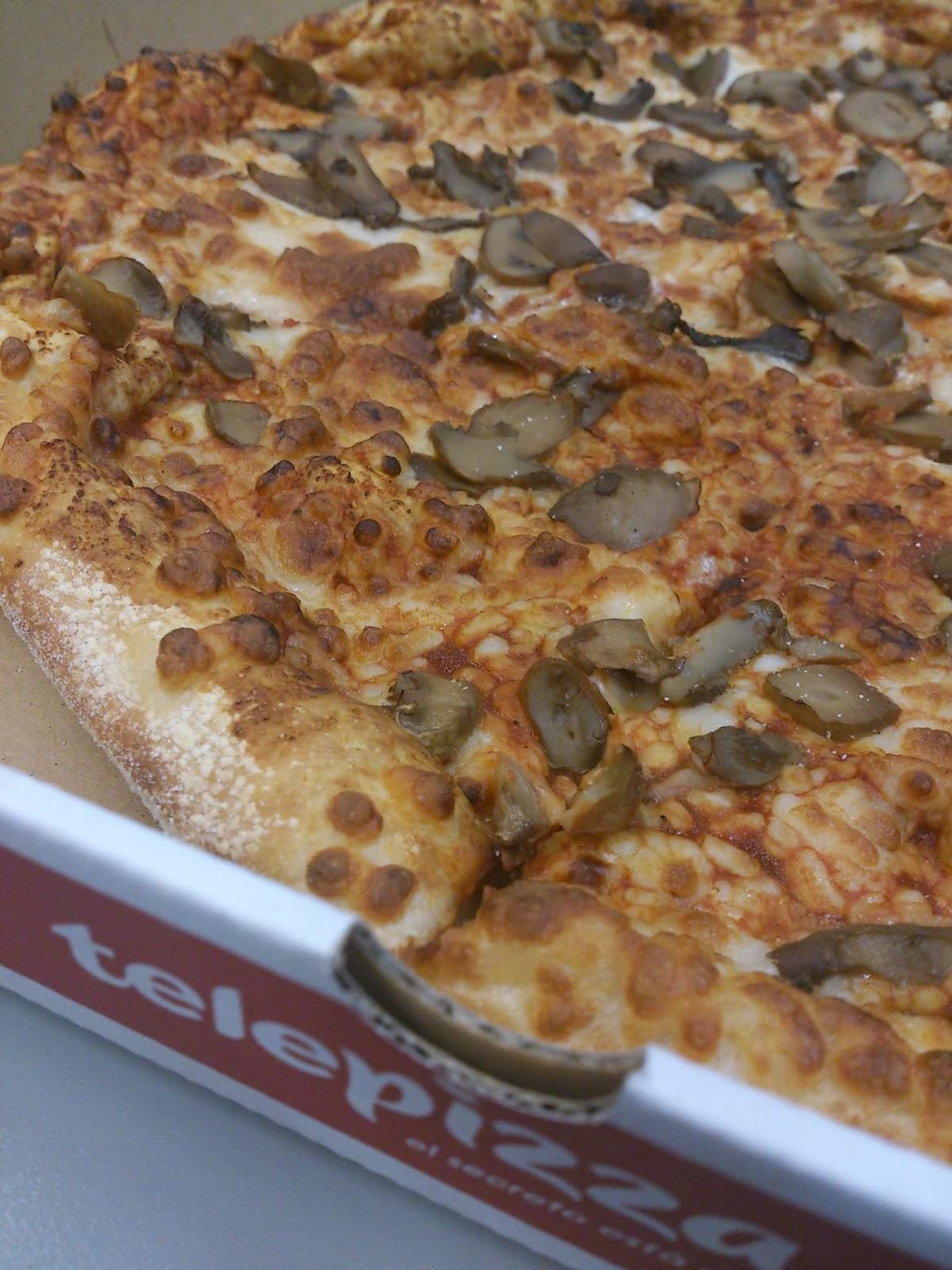 Familiares a 11€ con El Triple de Telepizza