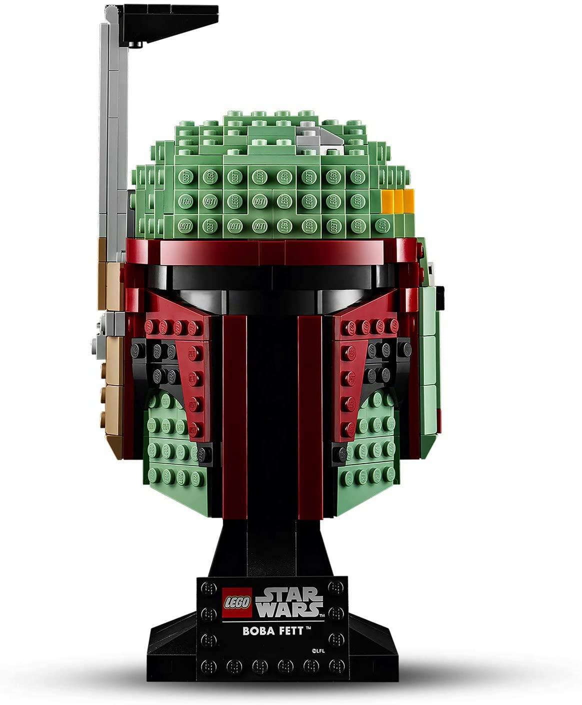 Lego Star Wars Casco Boba Fett solo 51.9€