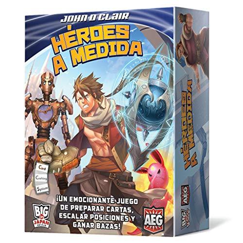 Asmodee- Heroes A Medida - Español