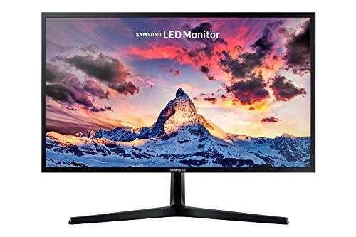 """Samsung S27F358 - Monitor de 27"""" FHD Slim Design Freesync con base en V y HDMI"""