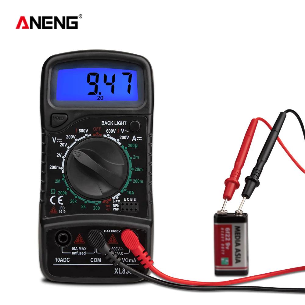 Multímetro digital ANENG XL830L