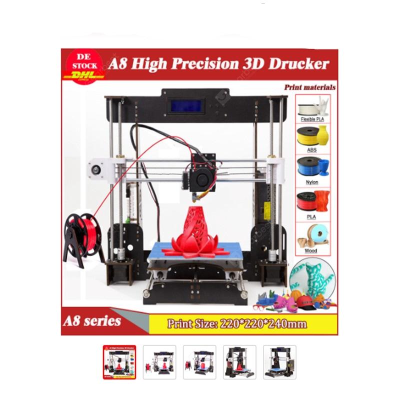 Impresora 3D Anet A8 - Desde Alemania
