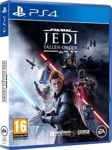 Star Wars: Jedi fallen order (Ps4, Físico, AlCampo)