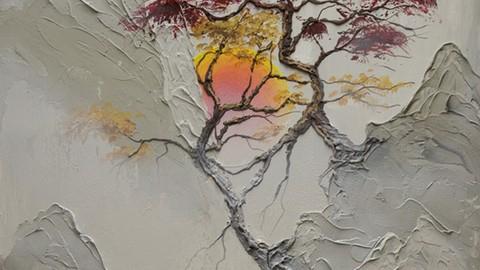 Curso de pintura acrílica, gratis