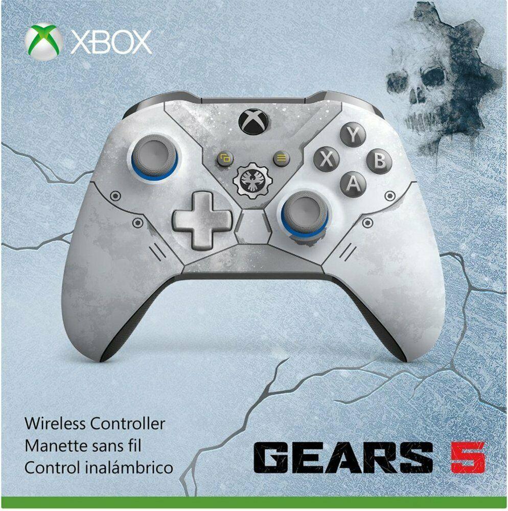 Mando Wireless Edición Gears 5 para Xbox One - Carrefour