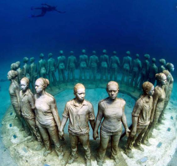 El Museo de Arte Submarino de Lanzarote pasa a ser gratuito