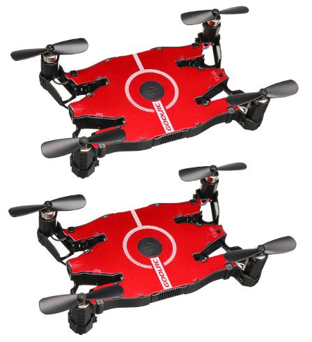 2x Drones JJRC 720p WiFi FPV