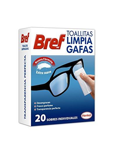 Bref Toallitas para Limpia Gafas (PANTRY)