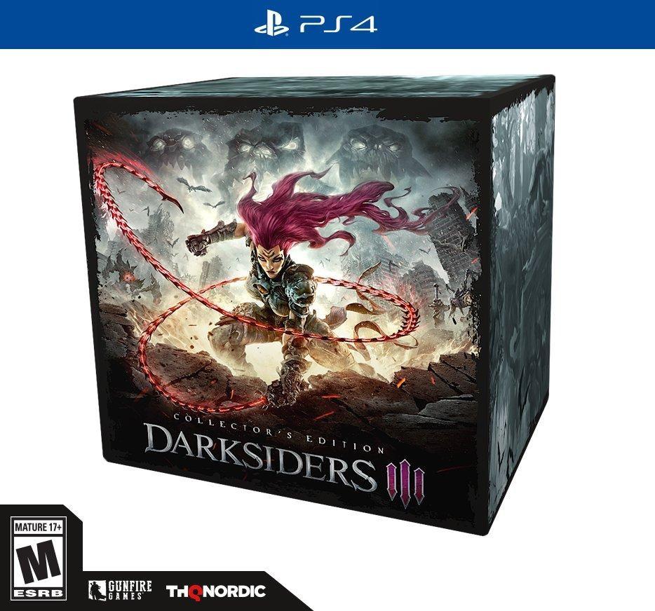 Darksiders 3 ed. Coleccionista PS4/XBOX ONE