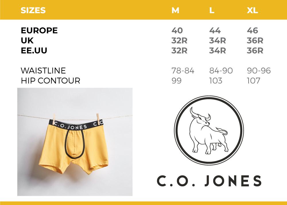 20% de descuento en los boxers clásicos de C.O.Jones