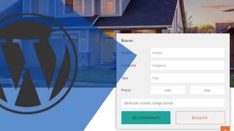 Curso para crear una página inmobiliaria con Wordpress y Estatik, en español