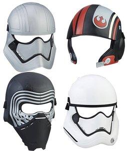Máscaras Star Wars episodio VIII (AlCampo)