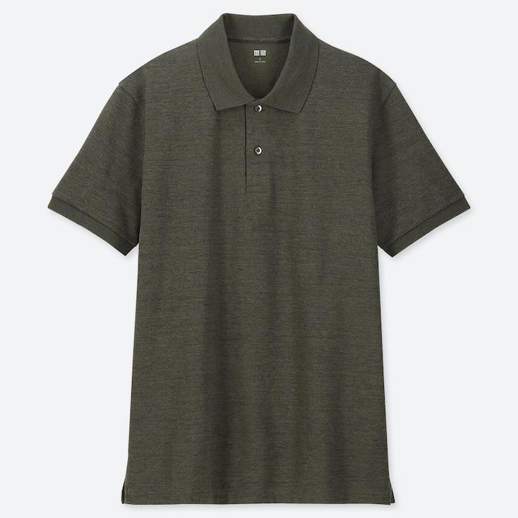 Uniqlo polo hombre Dry Supima a 7,90€, Jersey lana merino a 19,99€ y otras últimas tallas